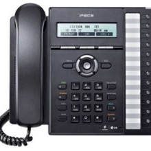 LIP-8012E – Everyday use standard IP phone